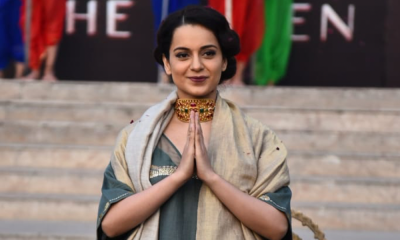 Kangana ata song launch