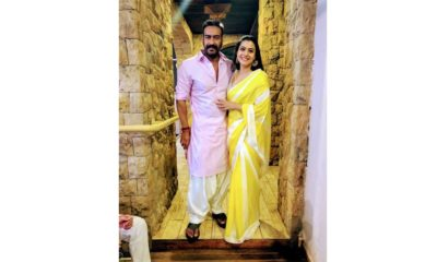 Kajol and Ajay have been together for 20 years