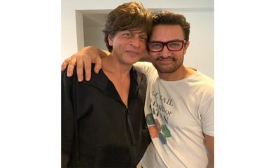 Aamir Khan talks about a funny incident that happened with him and Shah Rukh Khan