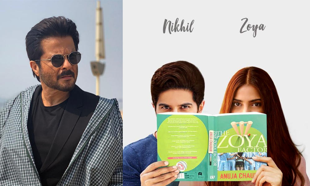 Anil Kapoor will have a special cameo in Sonam K Ahuja's The Zoya Factor