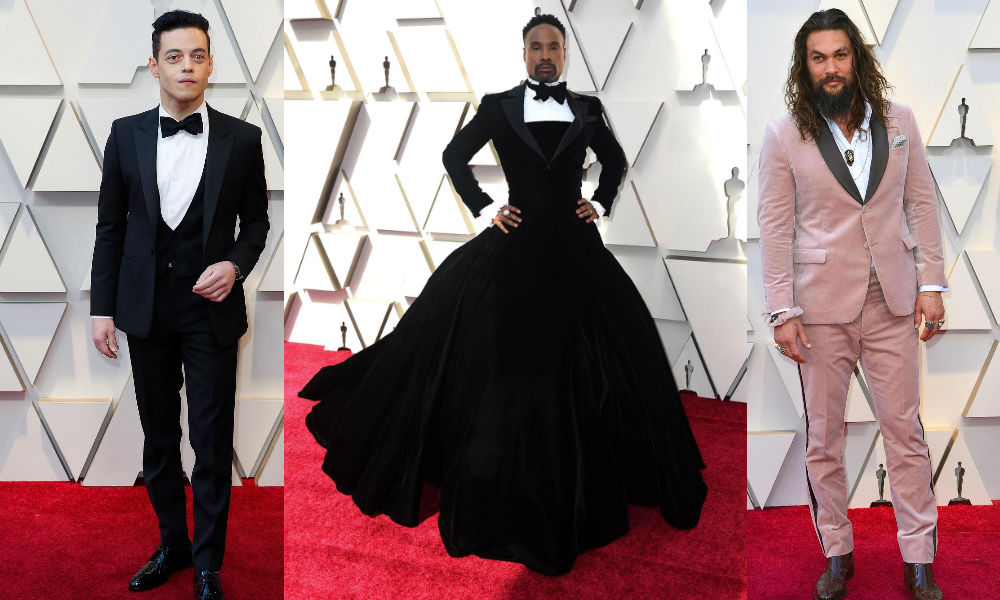 5be249857e7b The Academy Awards and its red carpet looks go hand in hand ever since its  inception. With months and months of preparation going into celebrity  looks, ...