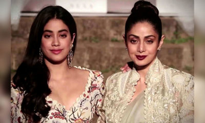 Sridevi death anniversary: Janhvi Kapoor shares a heartwarming message for the late actress