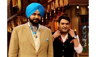 Navjot Singh Sindhu has been thrown out of The Kapil Sharma Show
