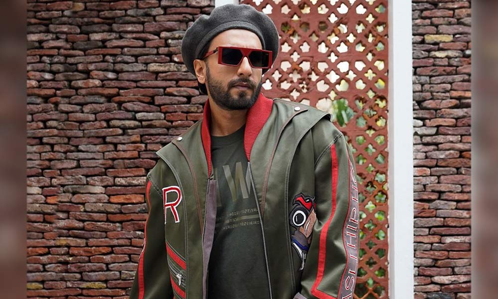 Ranveer Singh S New Hairstyle Will Leave You Stunned Is It For 83