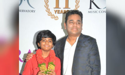 AR RAHMAN AND LYDIAN