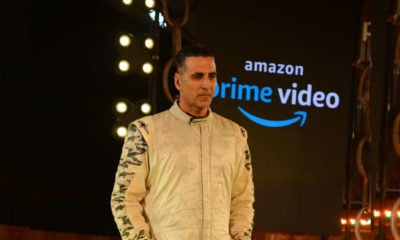 Akshay Kumar makes it web debut