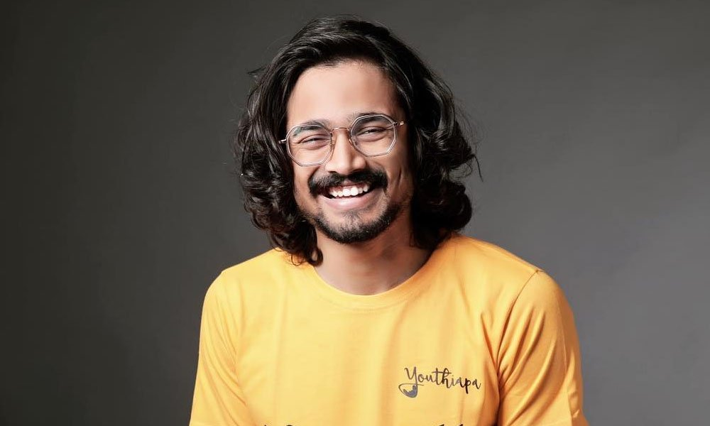 Bhuvan Bam on Akash Ambani's wedding