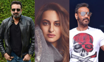 Sanjay Dutt Sonakshi Sinha Ajay Devgn Bhuj The Pride Of India