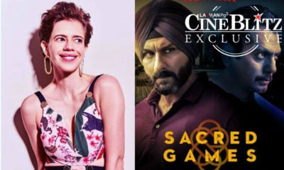 Kalki Koechlin to enter in Sacred games season 2