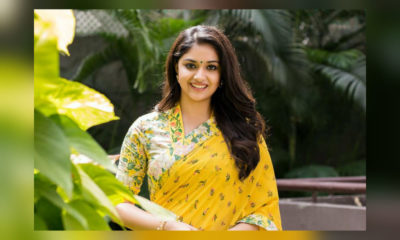 Keerthy Suresh about her Bollywood debut opposite Ajay Devgn