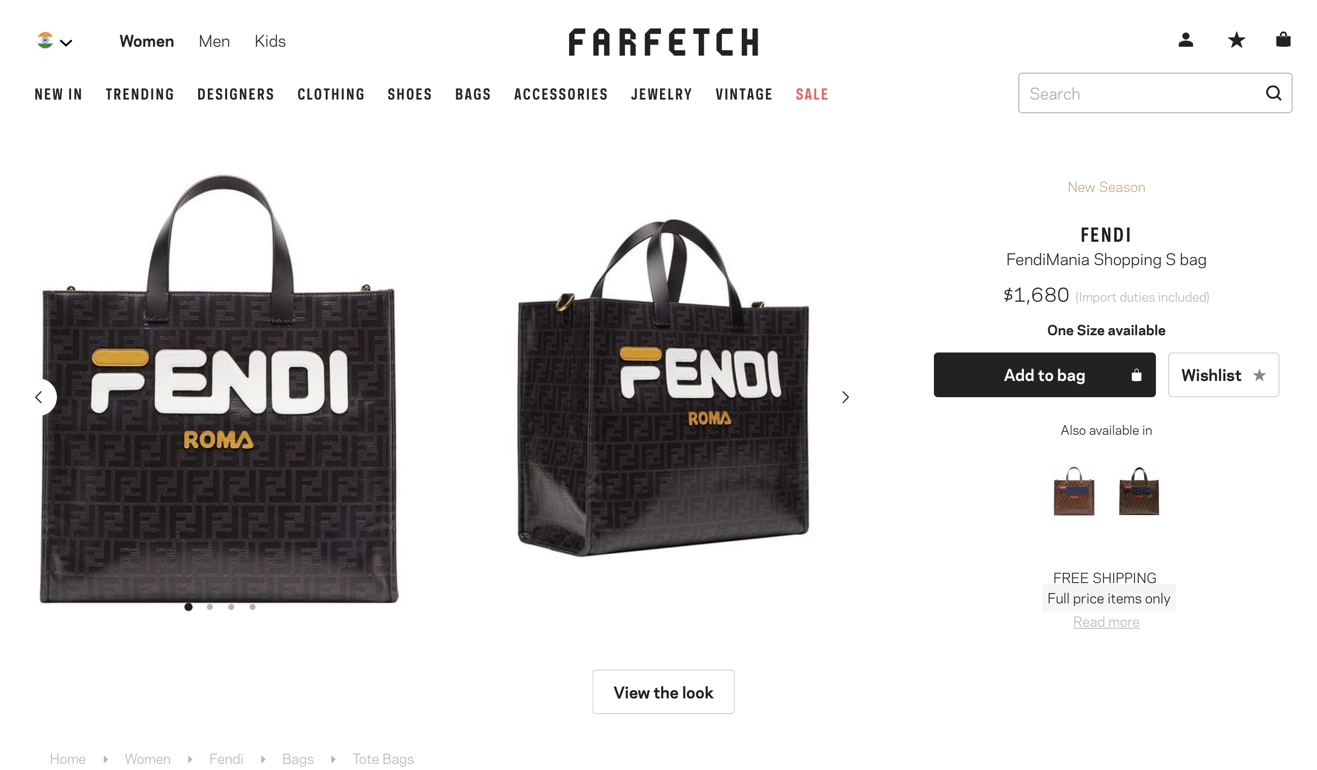 Fendi-fila-oversized-tote-bag-price