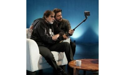 badla uplugged epsiode 2 promo amitabh bachchan shah rukh khan ode to each other