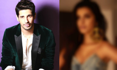Sidharth is dating this actress