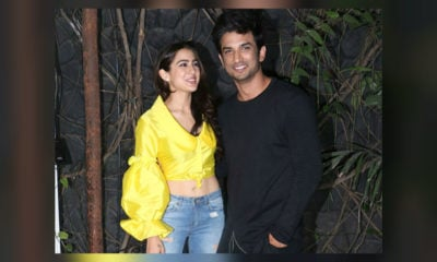 Sushant Singh rajput unfollowed Sara Ali Khan on instagram