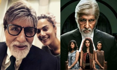 badla amitabh bachchan taapsee pannu film beats pink highest opening weekend grosser jodi
