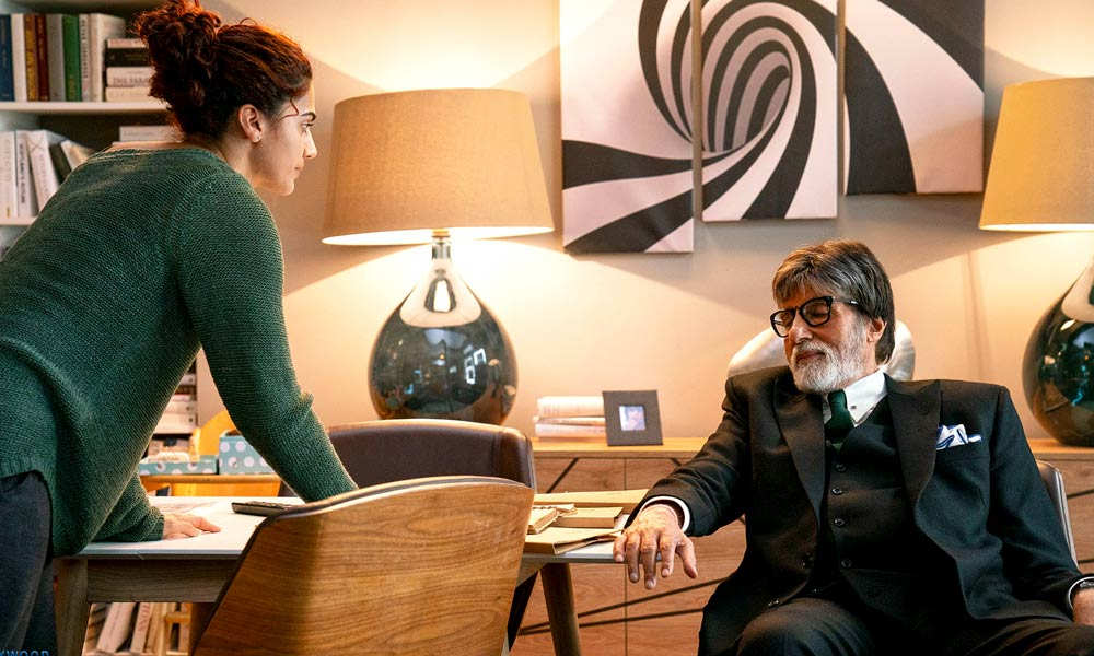 badla box office collection amitabh bachchan taapsee pannu day 1 prediction
