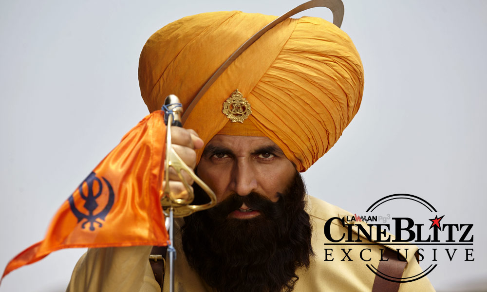 kesari akshay kumar exclusive still
