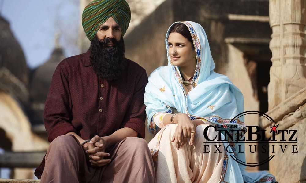 kesari akshay kumar parineeti chopra exclusive still