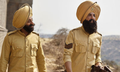kesari box office collection day 1 akshay kumar highest holi opening