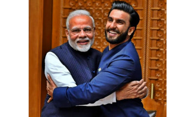 narendra modi ranveer singh gully boy dialogue lok sabha elections 2019 vote