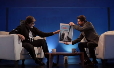 shah rukh khan amitabh bachchan badla unplugged episode 1