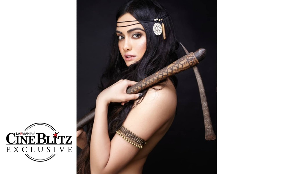Adah Sharma exclusive
