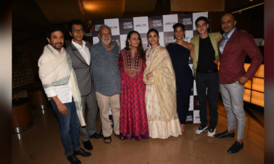 NO FATHERS IN KASHMIR SCREENING