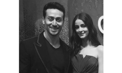 Tiger Shroff and Ananya Panday