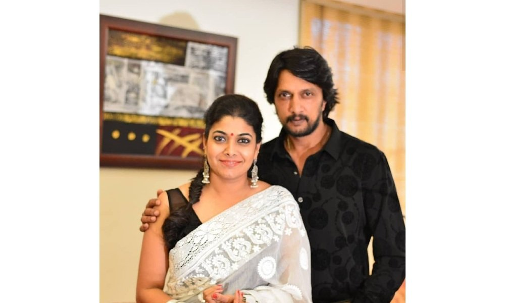 South star Sudeep opens up about life post separation from