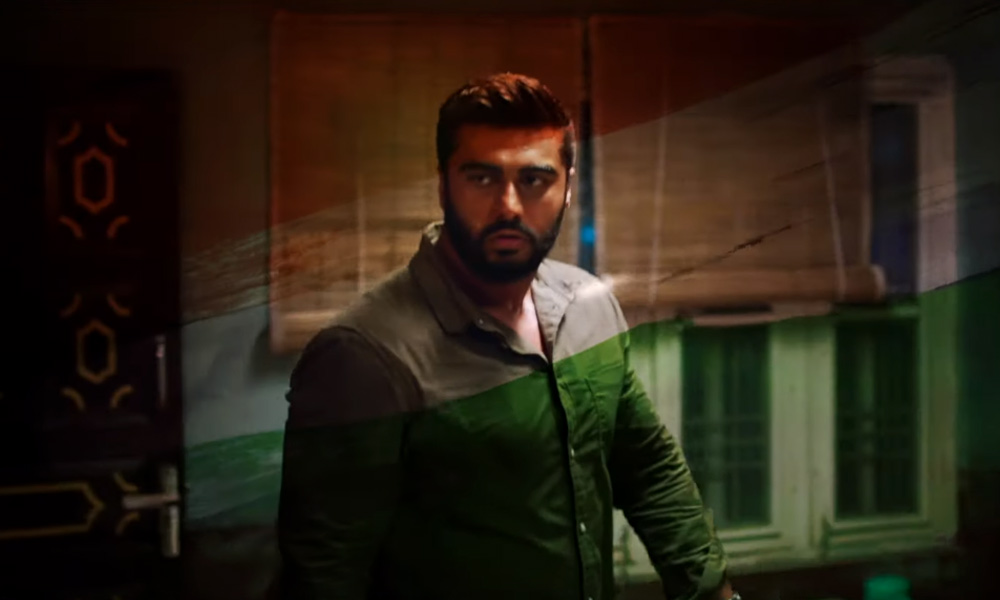 arjun-kapoor-india's-most-wanted-review