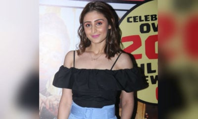 dhvani-bhanushali-success-party