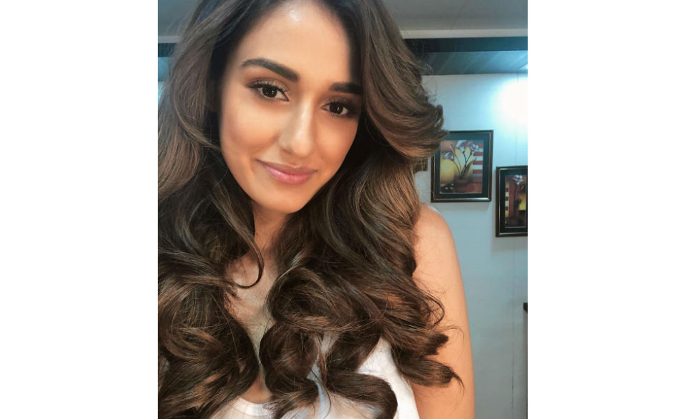Disha Patani returns to training and it sure will give you