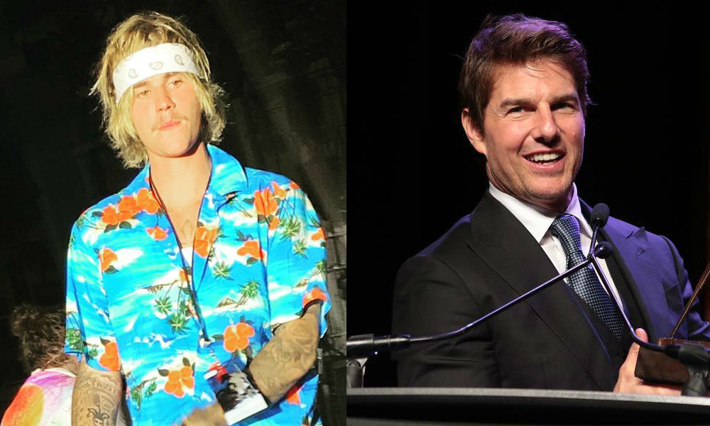 Justin Bieber challenges Tom Cruise for a fight on Twitter ...