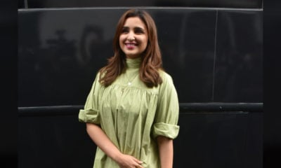Parineeti Chopra at Patna Hille song launch