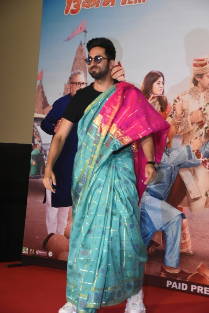 ayushmann-khurrana-in-saree