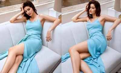 ananya-panday-blue-gown