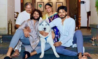 vijay-deverakonda-family