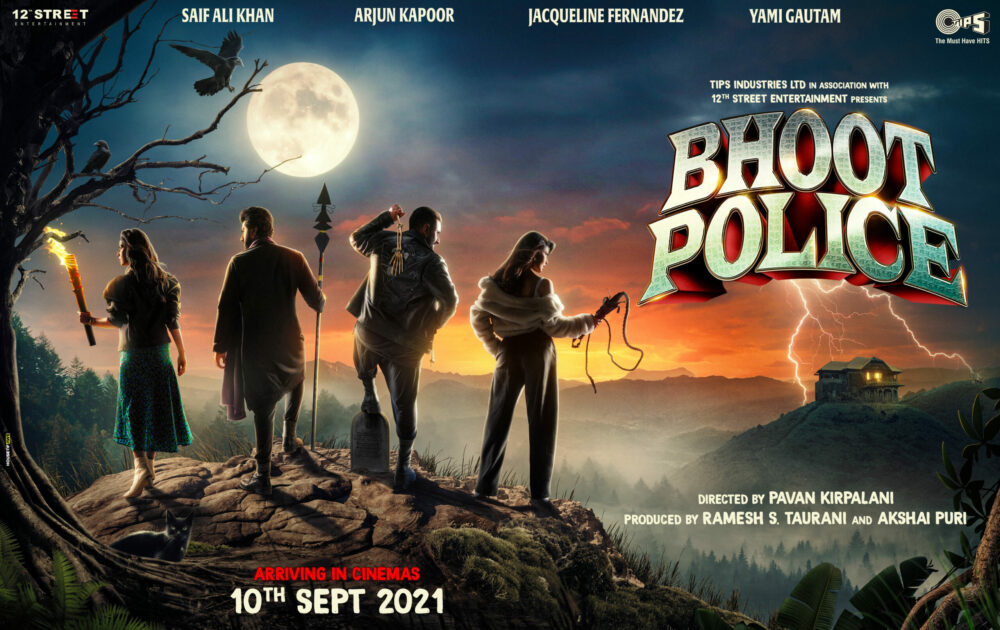 bhoot-police-release