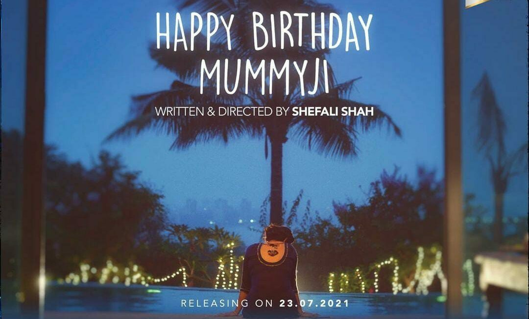 Shefali Shah shares the first poster of her directorial ...